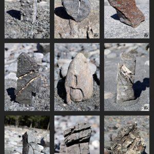 Heidrun Wettengl: Stones, Fotoserie, jeweils 21x14 cm, 2015. Alle Rechte vorbehalten.