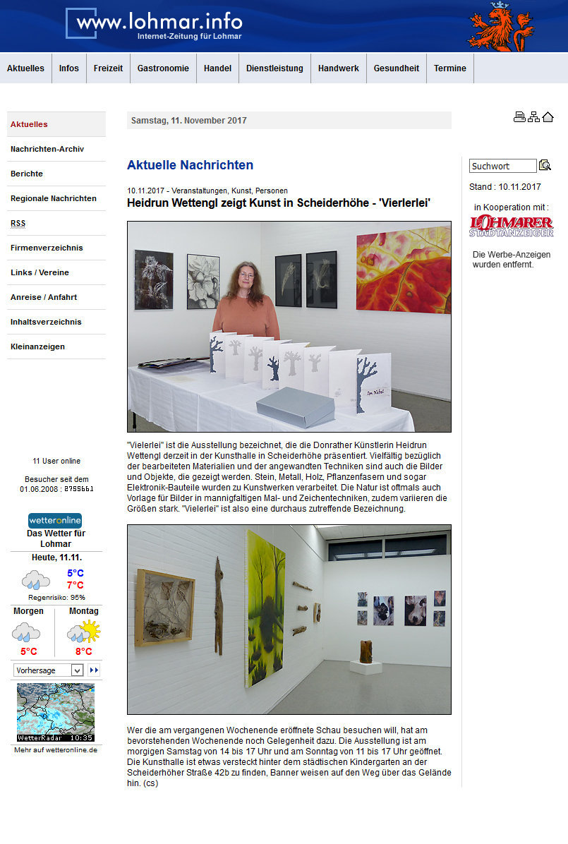 2017-11-10_www-lohmar-info_Vielerlei