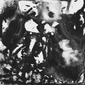 Heidrun Wettengl: Seelenwelten 07, Acryl auf Karton, 20x20 cm, 2012. Alle Rechte vorbehalten.