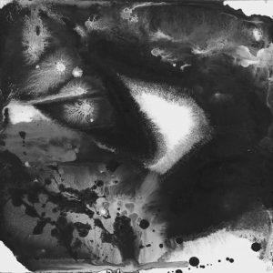 Heidrun Wettengl: Seelenwelten 08, Acryl auf Karton, 20x20 cm, 2012. Alle Rechte vorbehalten.