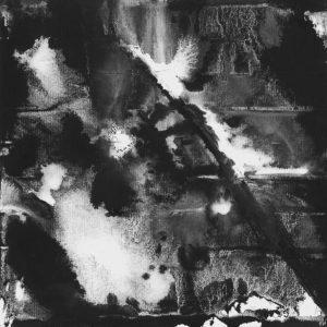 Heidrun Wettengl: Seelenwelten 09, Acryl auf Karton, 20x20 cm, 2012. Alle Rechte vorbehalten.