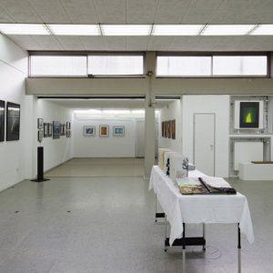 Heidrun Wettengl: Ausstellung Vielerlei (Halle), 2017; Alle Rechte vorbehalten.